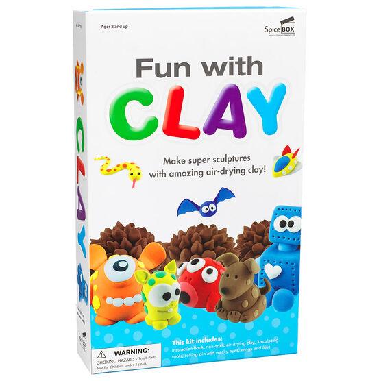 Spicebox Fun With Clay Kit