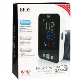 BIOS Premium Blood Pressure Monitor - BD215