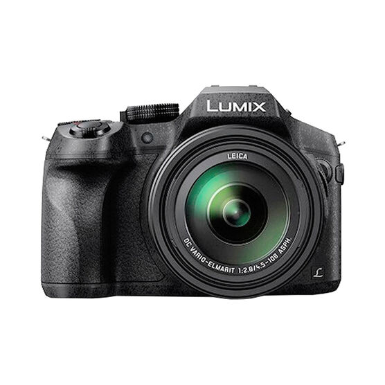 Panasonic LUMIX FZ300 - Black - DMCFZ300K