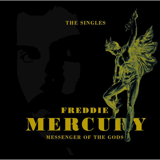 Freddie Mercury - The Singles Collection: Messenger of the Gods - 2 CD