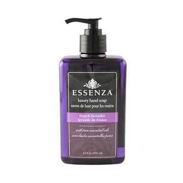 Essenza Luxury Hand Soap - French Lavender - 355ml