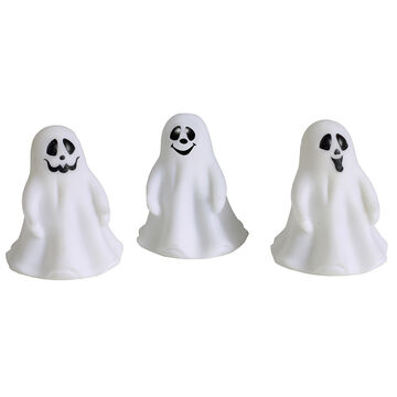 Halloween Colour Change Ghost Decoration - Assorted