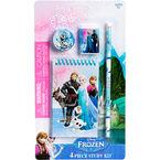 Disney Frozen Study Kit - 4 Piece