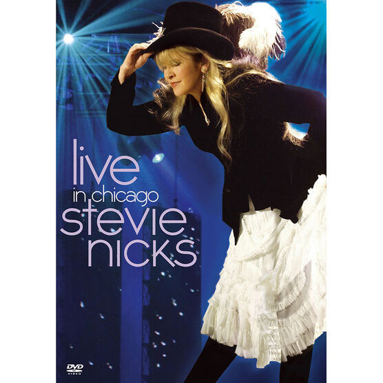 Stevie Nicks: Live In Chicago - DVD