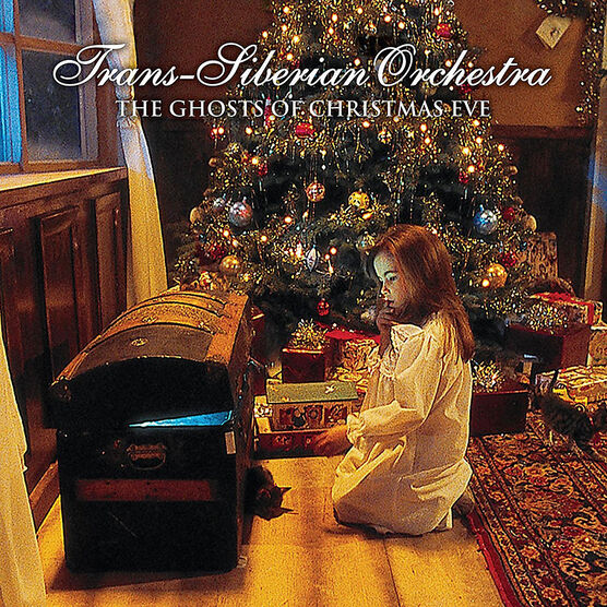 Trans-Siberian Orchestra - The Ghosts of Christmas Eve - CD
