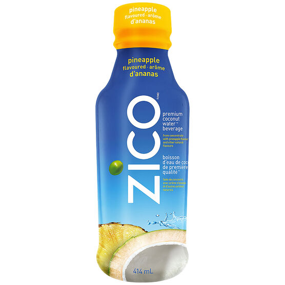 Zico Coconut Water - Pineapple - 414ml