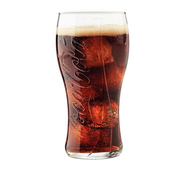Libbey Coca Cola Cooler - Set of 6