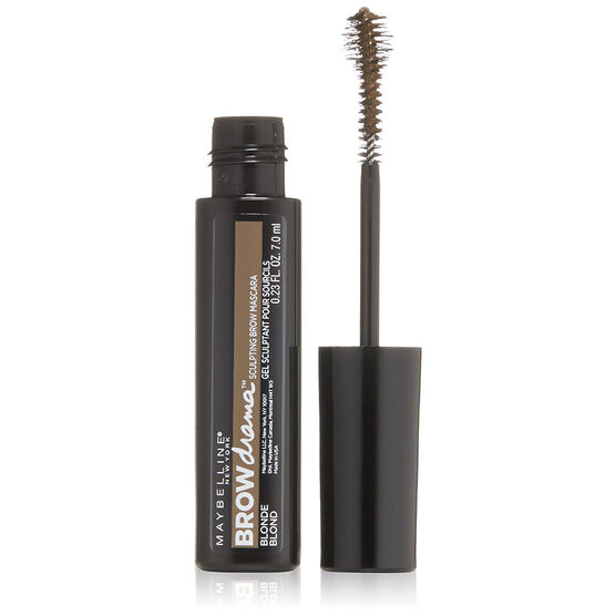 Maybelline Brow Drama Sculpting Brow Mascara - Blonde