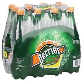 Perrier Water L'Orange Case - 12x1L