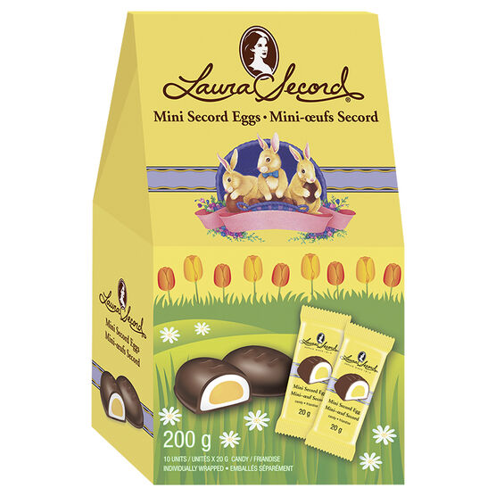 Laura Secord Mini Secord Eggs - 200g