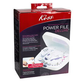 Kiss Power File Nail File Deluxe