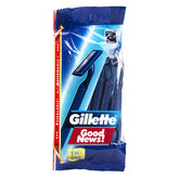 Gillette Good News Razors - 12's