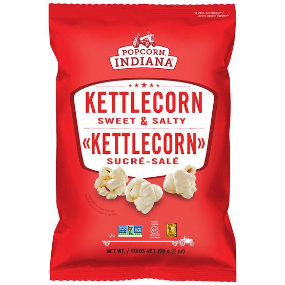 Indiana Kettlecorn - Sweet & Salty - 198g