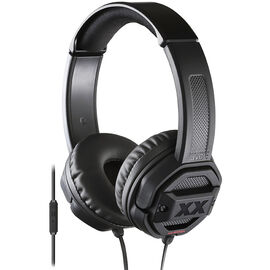 JVC XX On Ear Headphones - Black - HASR50X