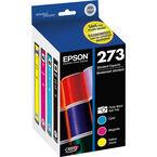 Epson 273 Claria Premium Ink T273 Standard-Capacity Ink Cartridge - Colour Multi-pack - T273520-S