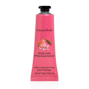 Crabtree & Evelyn Pear and Pink Magnolia Ultra-Moisturing Hand Therapy - 25g