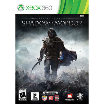 Xbox 360 Middle Earth: Shadow of Mordor