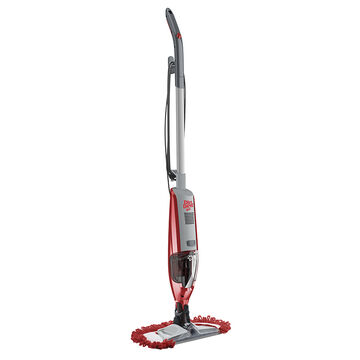 Dirt Devil Vac&Dust Corded with Swipes Microfibre Dusting Pad - Silver/Red - SD21000CA