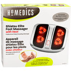 Homedics Elite Foot Massager - FMS-200HE-CA