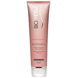 Biotherm Biosource Softening Cleansing Foam - Dry Skin - 150ml