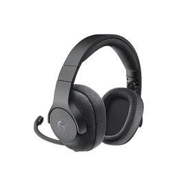 Logitech G433 7.1 Wired Surround Gaming Headset - Black - 981-00708