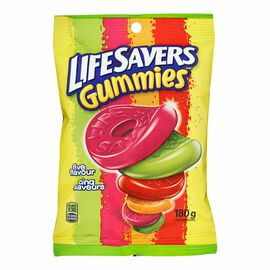 LifeSavers Gummies - Five Flavours - 180g