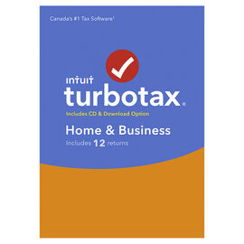 Intuit TurboTax Home and Business - Tax Year 2016 - 426092