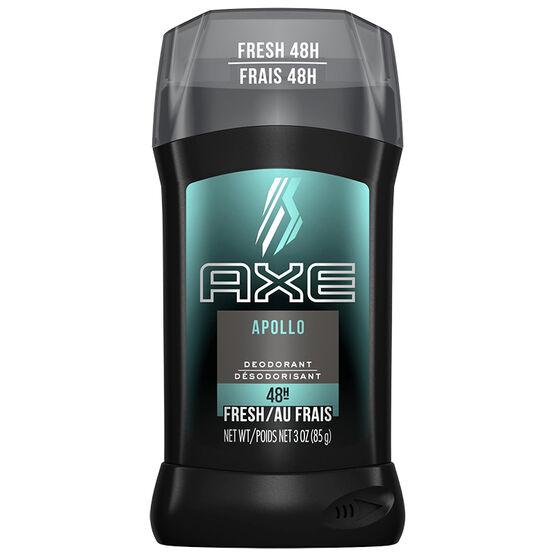 Axe Fresh Deodorant Stick - Apollo - 85g