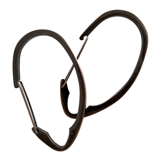Splash Cinch Hooks - Bronze