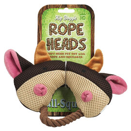 Hip Doggie Pull Toy - Bull