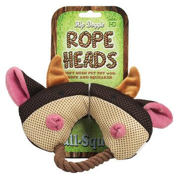 Hip Doggie Pull Toy - Bull