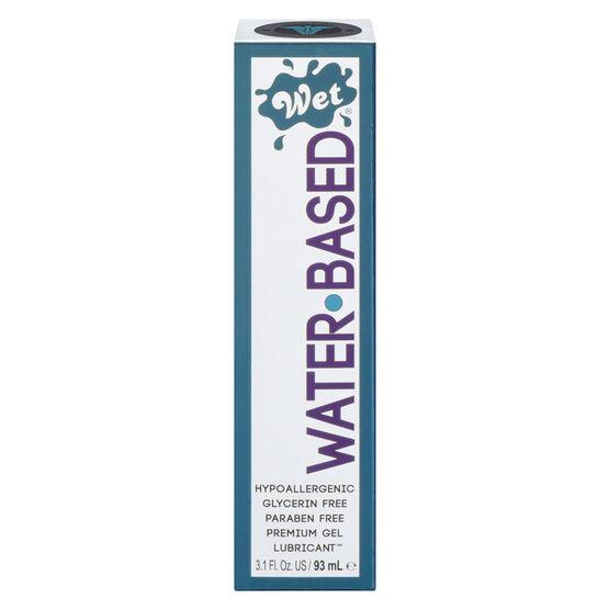 Wet Platinum Premium Concentrated Lubricant Serum - Water Based - 93ml