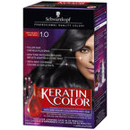 Schwarzkopf Keratin Color Anti-Age Permanent Hair Colour