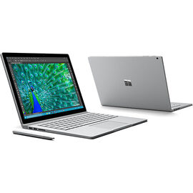 Microsoft Surface Book I7 512GB 13.5inch - Silver - CR7-00001