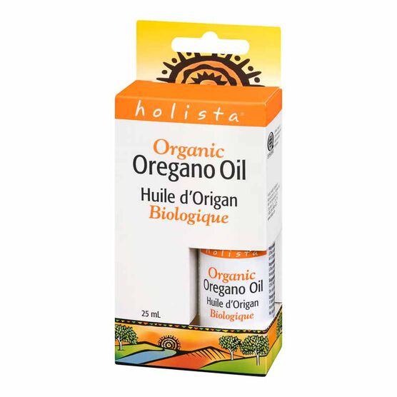 Holista Restorative Oregano Oil - 25 ml