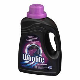 Woolite Zero For Dark Care Liquid Detergent - 1.8L - 30 loads