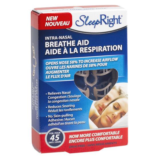 SleepRight Nasal Breathe Aid - 3's