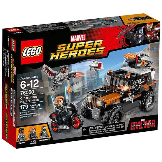 Lego Marvel Super Heroes - Crossbones Hazard Heist