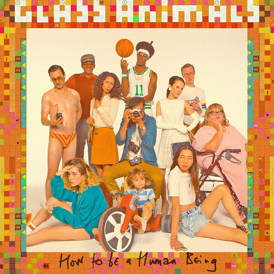 Glass Animals - How To Be A Human Being - CD