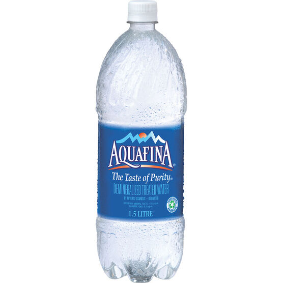 Aquafina Water - 1.5L