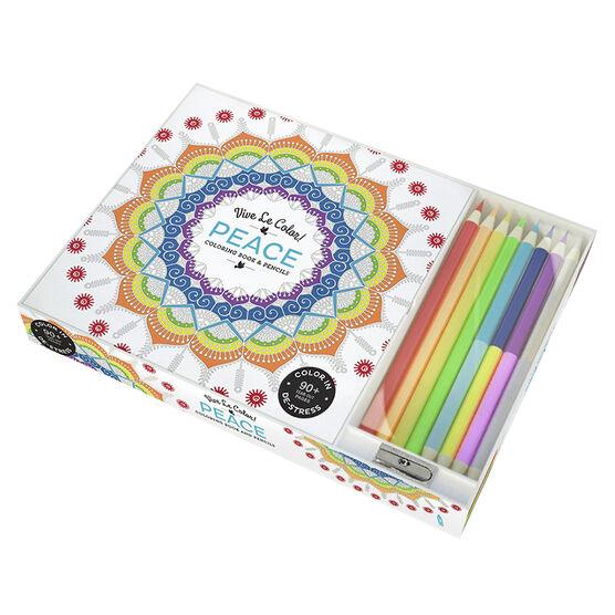Vive Le Colour! Peace Colour Therapy Kit
