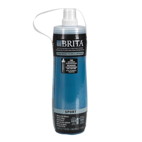Brita Sports Bottle - Turquoise - 590mL