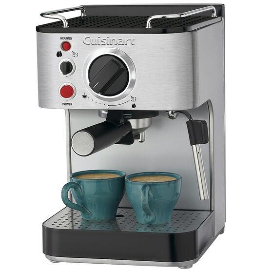 Cuisinart Coffee Maker Em 100c : Cuisinart Espresso Maker - Stainless - EM-100C London Drugs