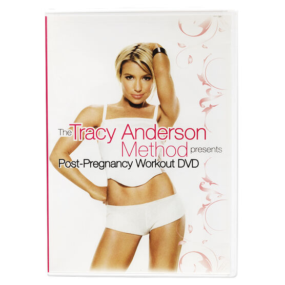 Tracy Anderson Method: Post Pregnancy Workout - DVD
