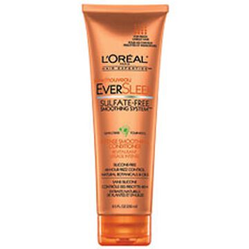 L'Oreal EverSleek Sulfate-Free Smoothing System Reparative Smoothing Conditioner - 250ml