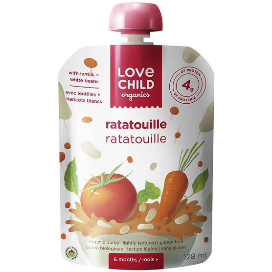 Love Child Ratatouille - 128 ml