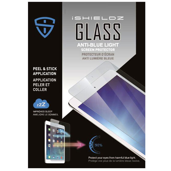 iShieldz Anti-Blue Light Screen Protector for iPad Mini - IS3IPADM