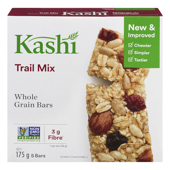 Kashi Chewy Bar - Trail Mix - 175g