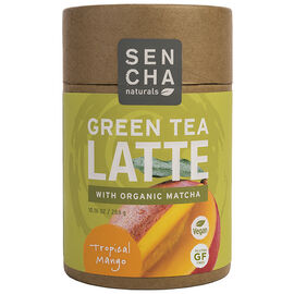 Sencha Naturals Green Tea Latte - Tropical Mango - 288g