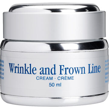 Wrinkle & Frown Line Cream - 50ml